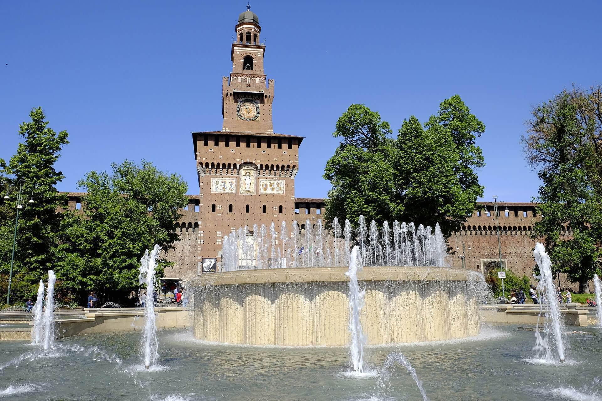 Posizione hotel fenice milano for Hotel fenice milano
